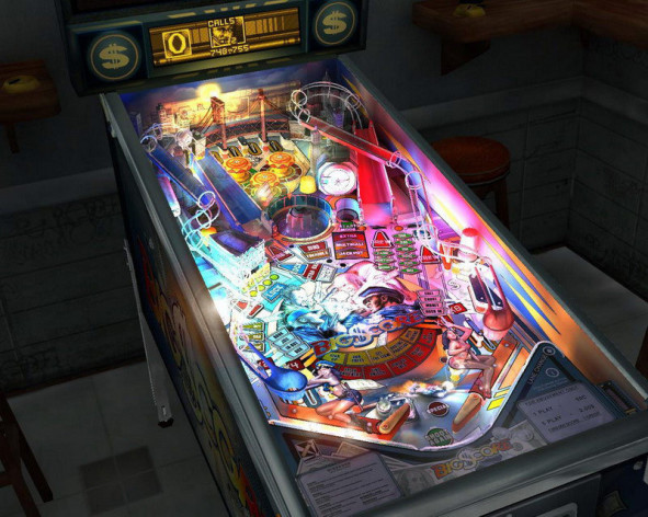 Screenshot 7 - SlamIt Pinball Big Score