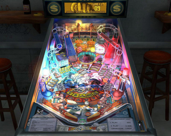 Screenshot 3 - SlamIt Pinball Big Score