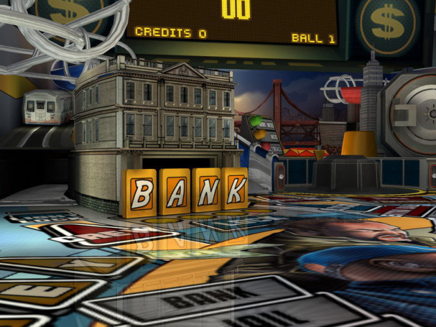 Screenshot 10 - SlamIt Pinball Big Score