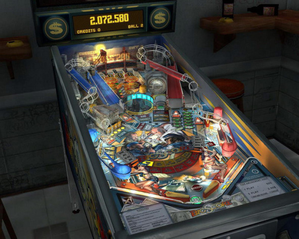 Screenshot 2 - SlamIt Pinball Big Score