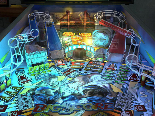 Screenshot 6 - SlamIt Pinball Big Score