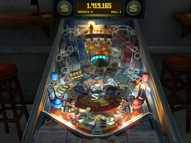 Screenshot 8 - SlamIt Pinball Big Score