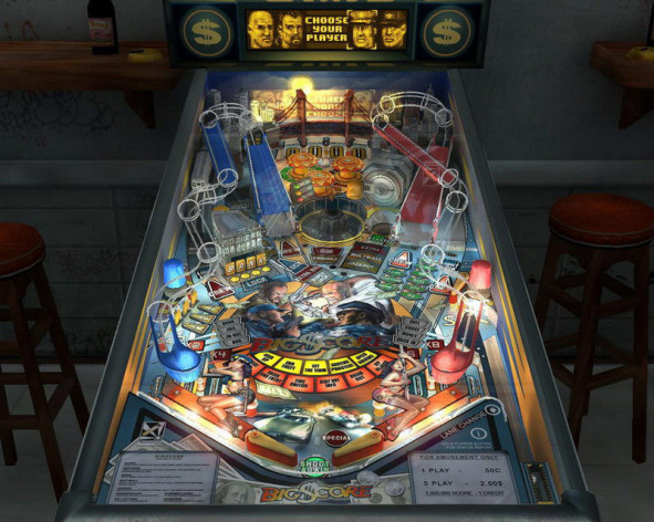 Screenshot 4 - SlamIt Pinball Big Score