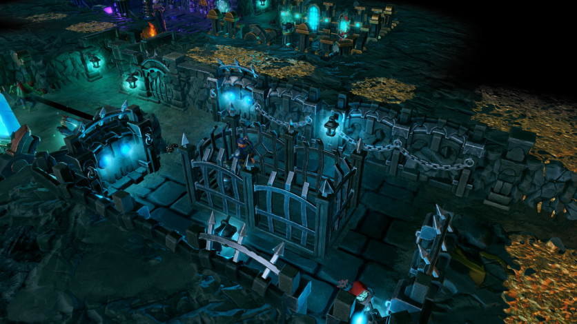 Screenshot 9 - Dungeons 3