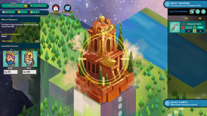 Screenshot 11 - Holy Potatoes! A Weapon Shop?! - DLC Bundle