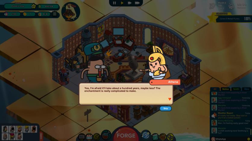 Screenshot 8 - Holy Potatoes! A Weapon Shop?! - DLC Bundle