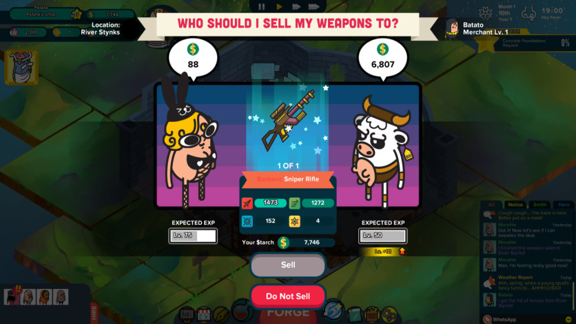 Screenshot 4 - Holy Potatoes! A Weapon Shop?! - DLC Bundle