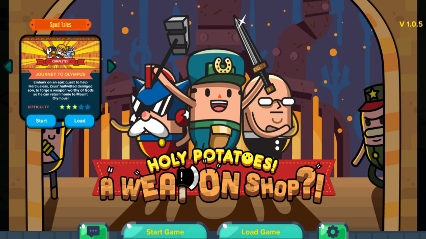 Screenshot 7 - Holy Potatoes! A Weapon Shop?! - DLC Bundle