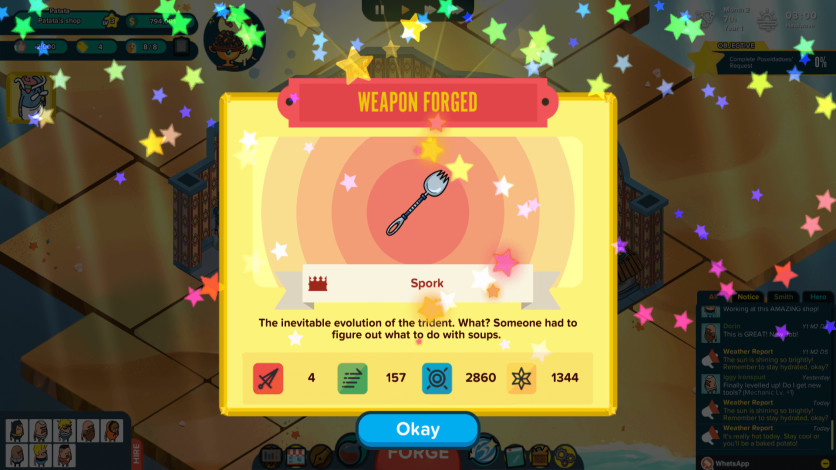 Screenshot 5 - Holy Potatoes! A Weapon Shop?! - DLC Bundle