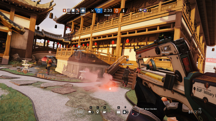 Screenshot 6 - Tom Clancy's Rainbow Six Siege: Mute Gravel Blast Set
