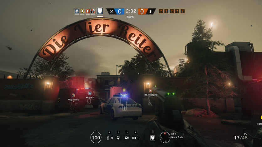 Screenshot 1 - Tom Clancy's Rainbow Six Siege: Mute Gravel Blast Set