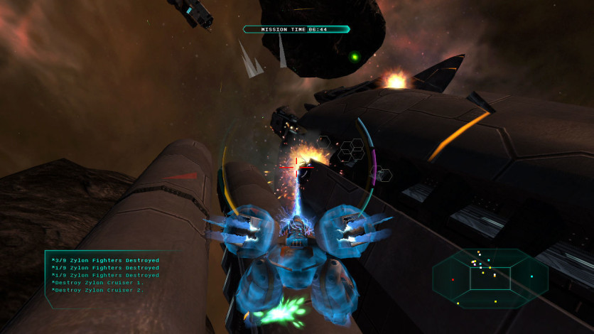 Screenshot 8 - Star Raiders