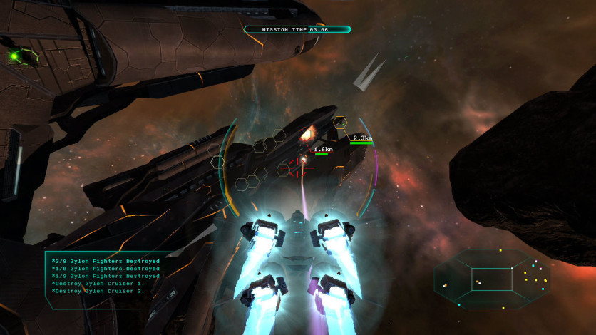 Screenshot 7 - Star Raiders