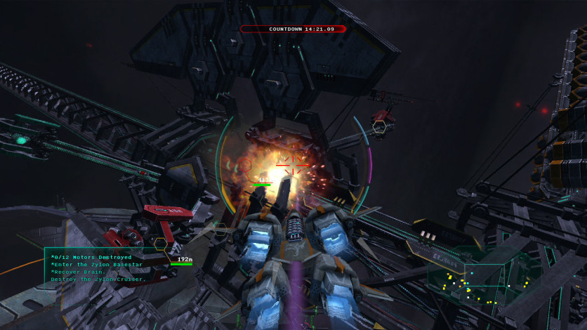 Screenshot 3 - Star Raiders
