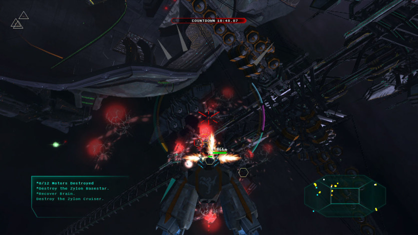 Screenshot 6 - Star Raiders