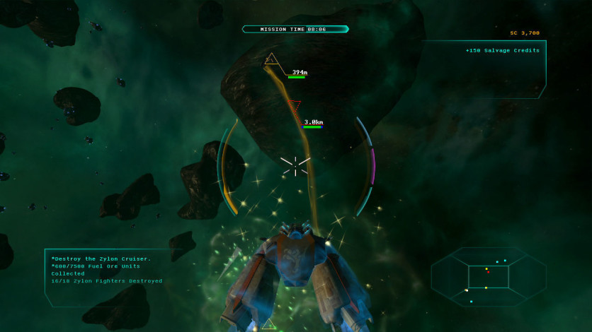 Screenshot 5 - Star Raiders