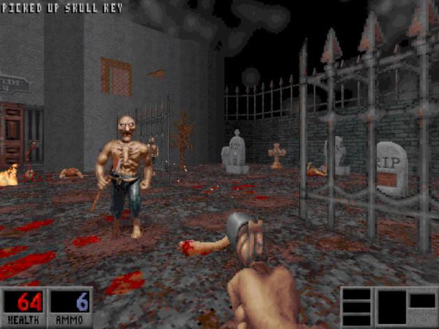 Screenshot 3 - Blood: One Unit Whole Blood