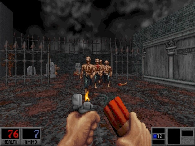 Screenshot 5 - Blood: One Unit Whole Blood
