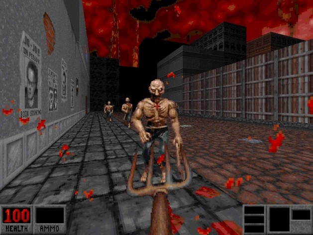 Screenshot 1 - Blood: One Unit Whole Blood