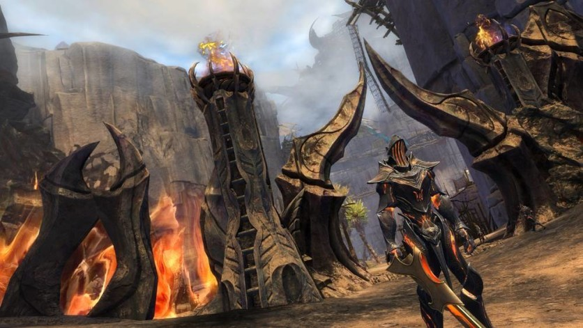 Screenshot 10 - Guild Wars 2: Path of Fire - Deluxe Edition