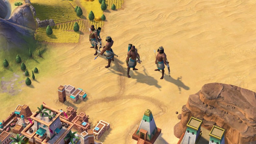 Screenshot 3 - Civilization VI - Nubia Civilization & Scenario Pack