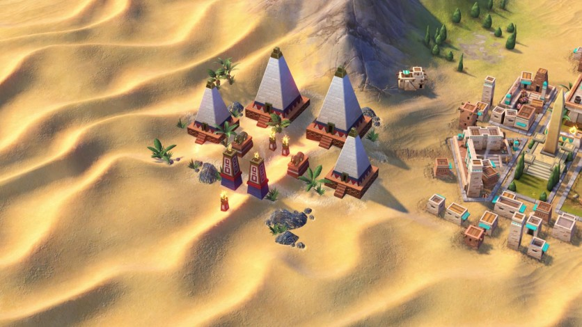 Screenshot 4 - Civilization VI - Nubia Civilization & Scenario Pack