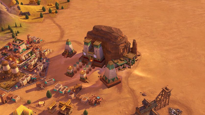 Screenshot 5 - Civilization VI - Nubia Civilization & Scenario Pack