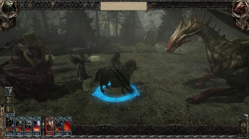 Screenshot 9 - Disciples III - Resurrection