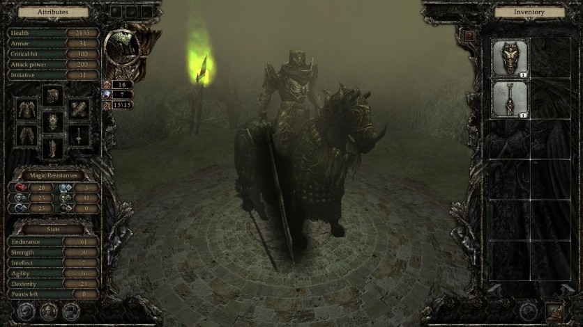 Screenshot 8 - Disciples III - Resurrection