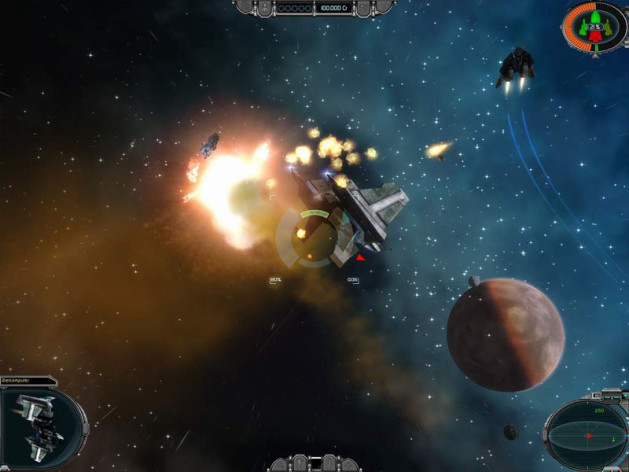 Screenshot 3 - Darkstar One