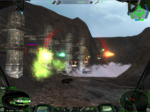 Screenshot 13 - Darkstar One