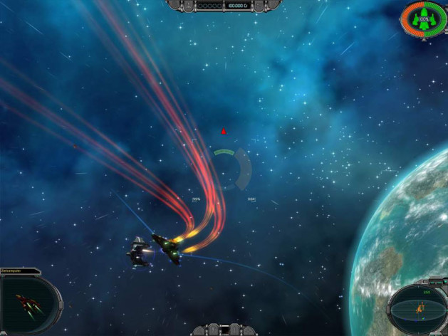 Screenshot 4 - Darkstar One