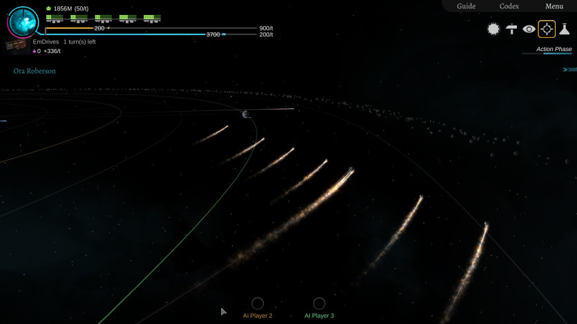 Screenshot 2 - Interplanetary: Enhanced Edition