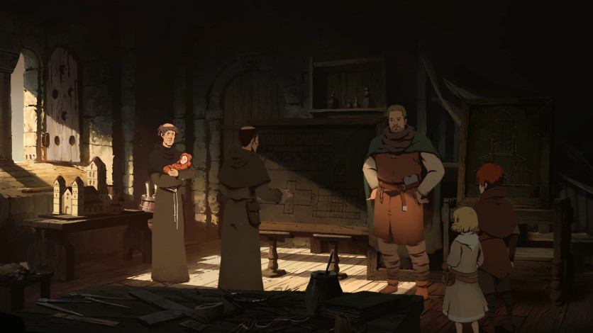 Screenshot 4 - Ken Follett's The Pillars of the Earth