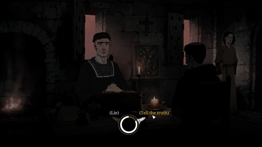 Screenshot 8 - Ken Follett's The Pillars of the Earth