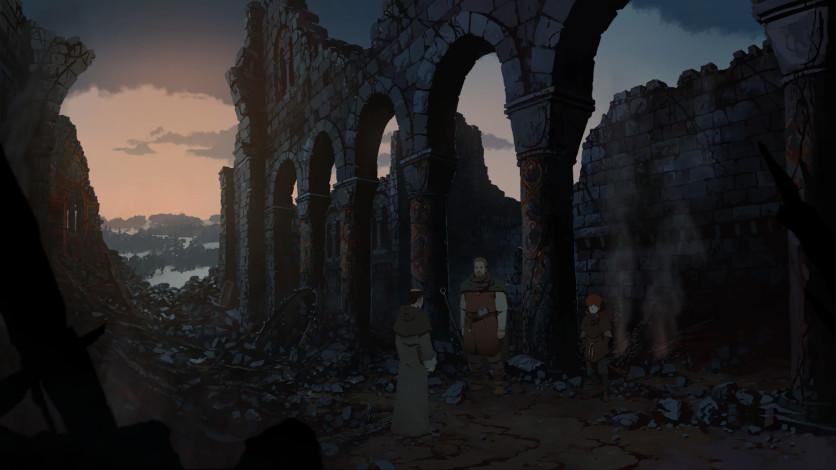 Screenshot 15 - Ken Follett's The Pillars of the Earth