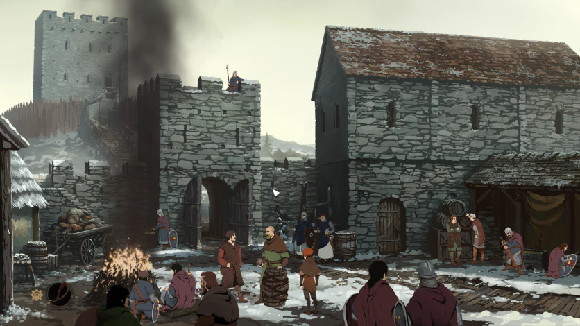 Screenshot 10 - Ken Follett's The Pillars of the Earth