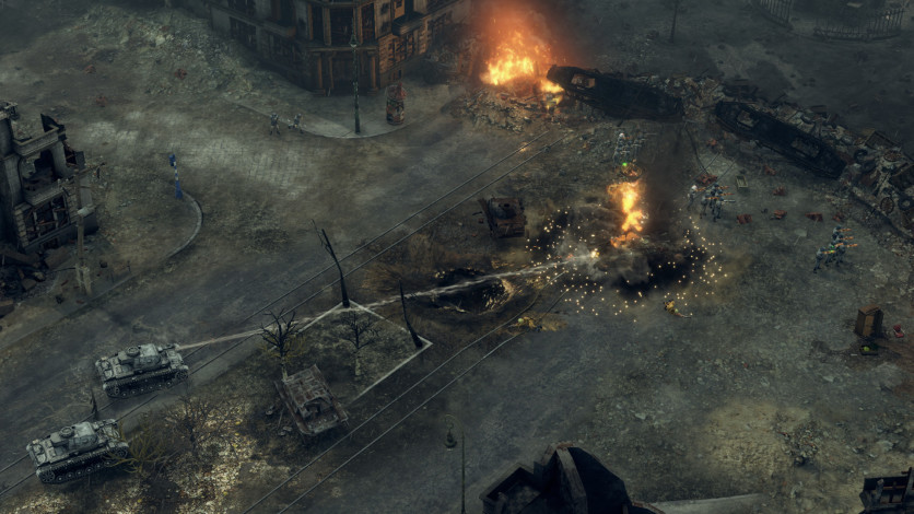Screenshot 16 - Sudden Strike 4