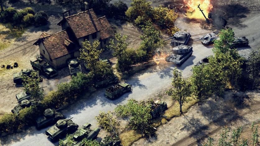 Screenshot 15 - Sudden Strike 4