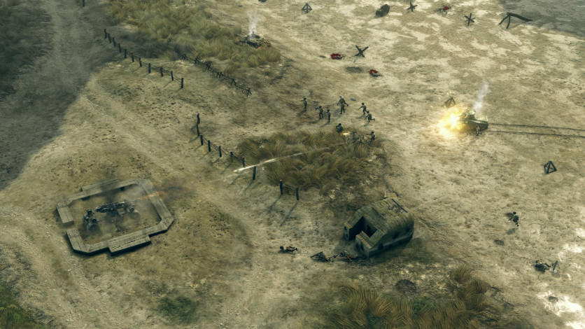 Screenshot 20 - Sudden Strike 4