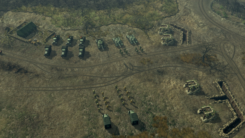 Screenshot 23 - Sudden Strike 4