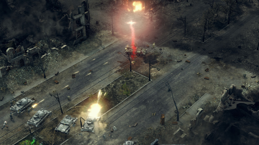 Screenshot 18 - Sudden Strike 4
