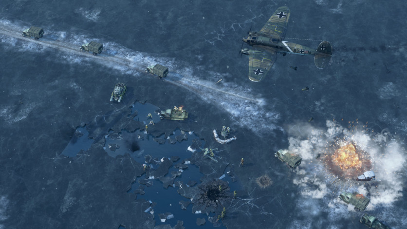 Screenshot 4 - Sudden Strike 4