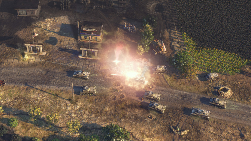 Screenshot 11 - Sudden Strike 4