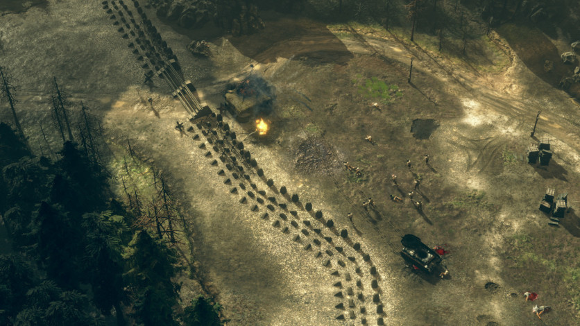 Screenshot 25 - Sudden Strike 4