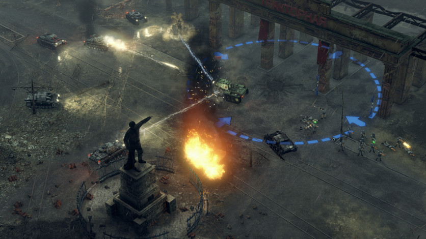 Screenshot 14 - Sudden Strike 4