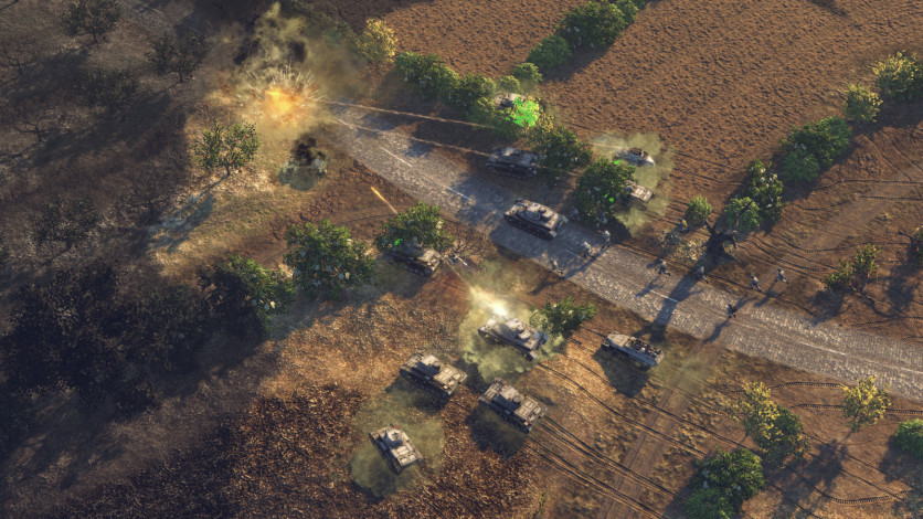 Screenshot 6 - Sudden Strike 4