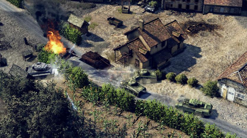 Screenshot 10 - Sudden Strike 4