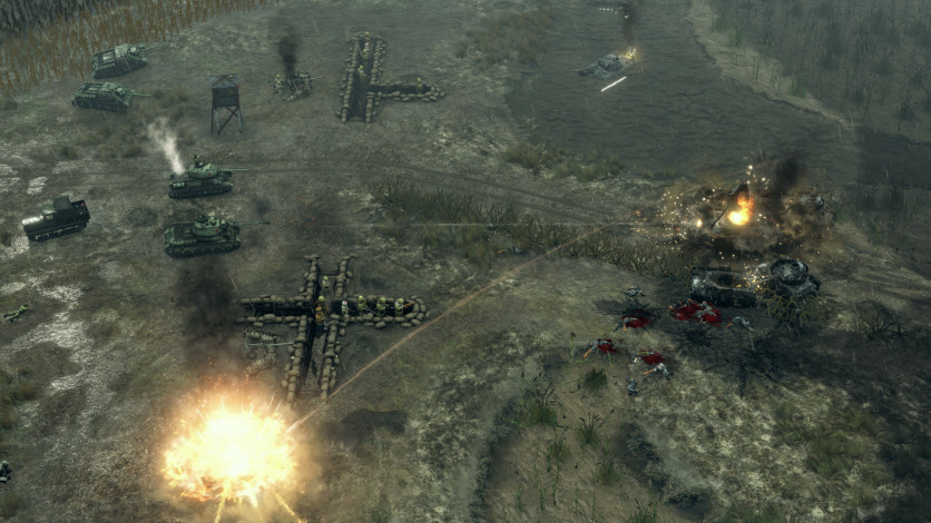 Screenshot 22 - Sudden Strike 4