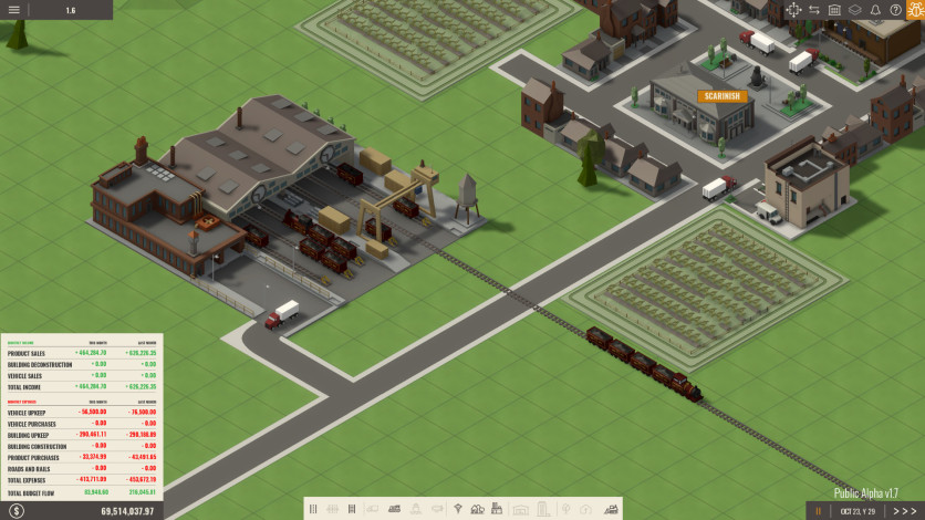 Screenshot 4 - Rise of Industry